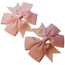 Ribbon Hair Bow - thatboholife