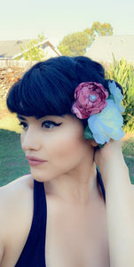 Fascinator Hair Flower Set - thatboholife