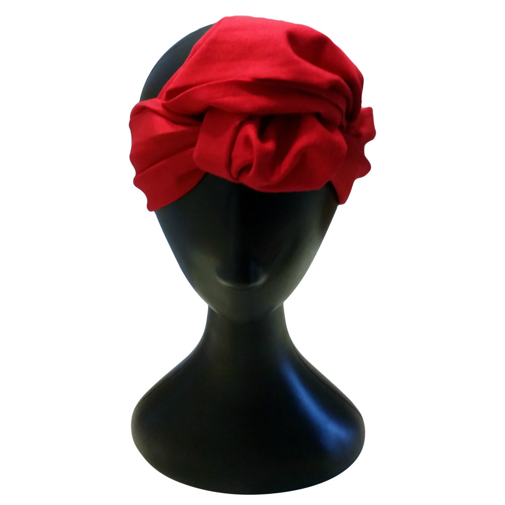 Headwrap /Red