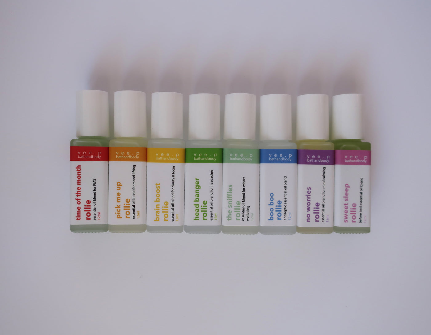 Pick Me Up Rollie - Uplifting Essential Oil Blend Roll-on