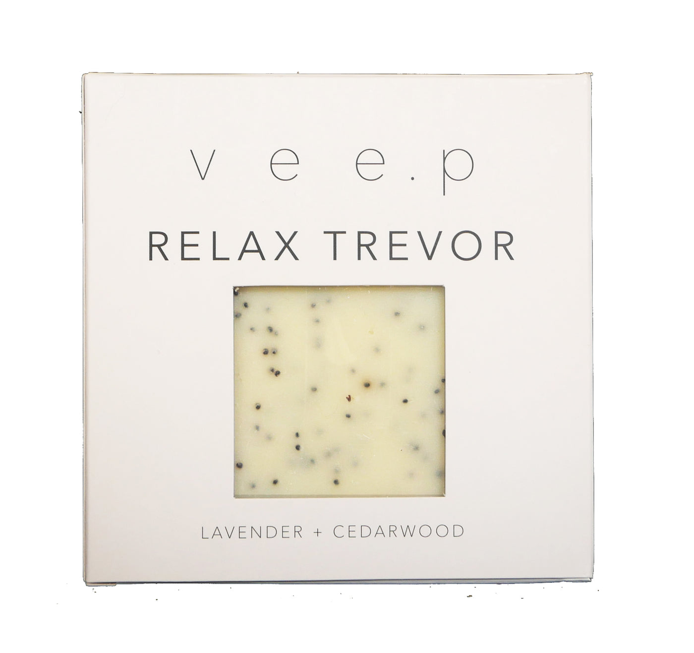 RELAX TREVOR SOAP BAR - Lavender & Cedarwood