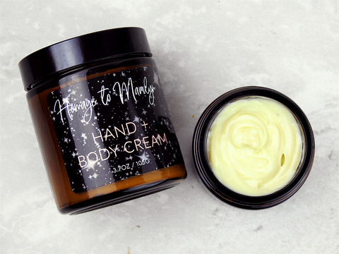 Marilyn Hand + Body Cream