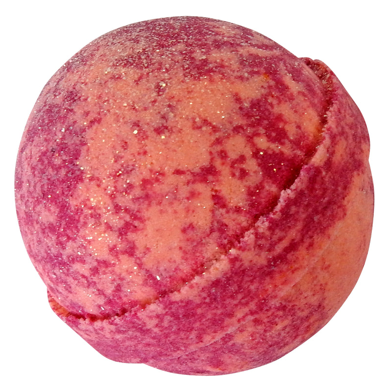 Mega Hemp Bath Bomb | Blackberry Merlot