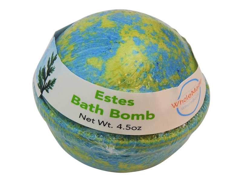 WholeBody Estes Mega Bath Bomb