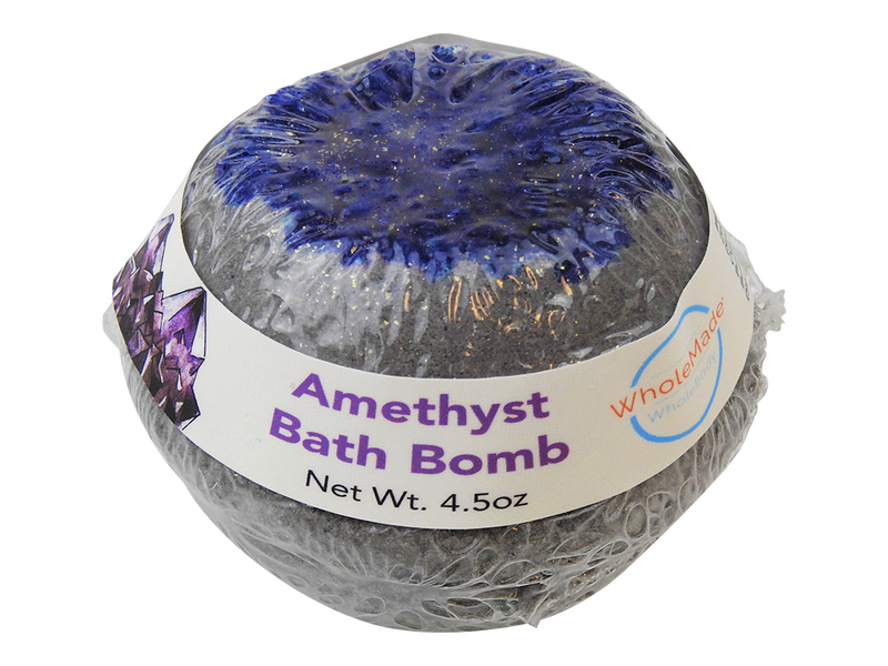 WholeBody Amethyst Mega Bath Bomb