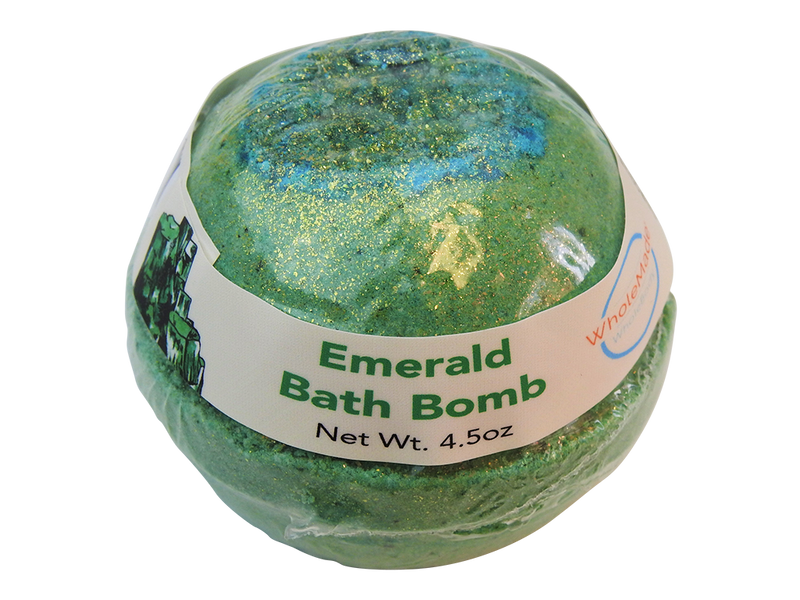 Emerald Mega Bath Bomb