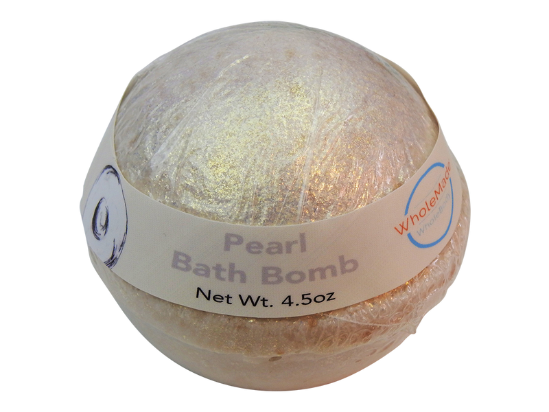 WholeBody Pearl Mega Bath Bomb