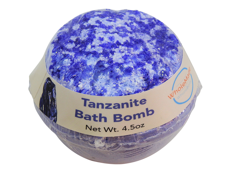 WholeBody Tanzanite Mega Bath Bomb