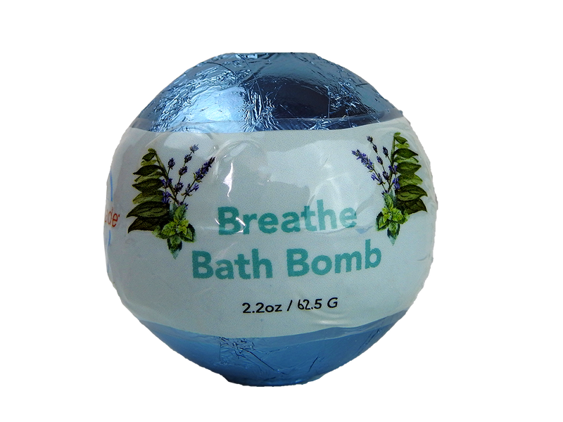 WholeBody Breathe Bath Bomb