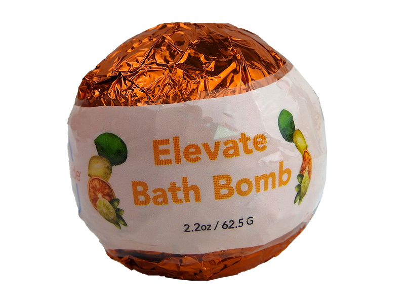 WholeBody Elevate Bath Bomb
