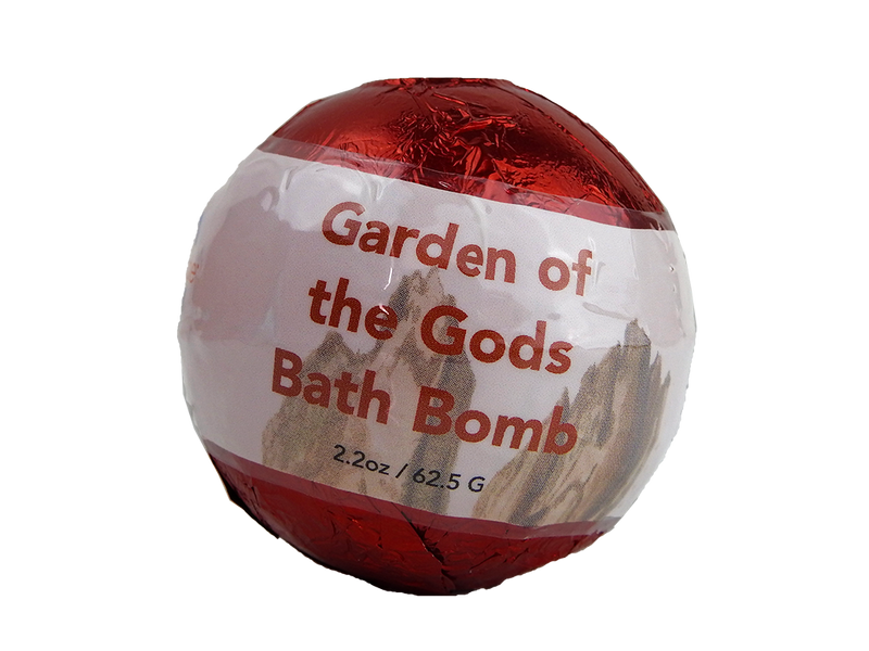 WholeBody Garden of the Gods Bath Bomb