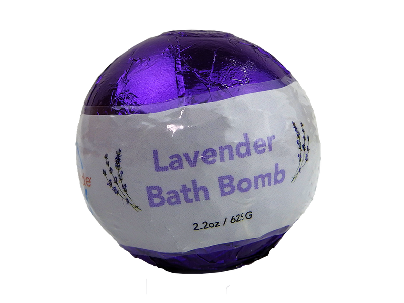 WholeBody Lavender Bath Bomb