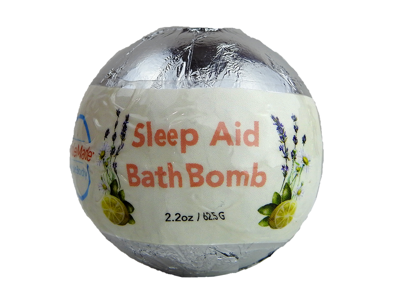 WholeBody Sleep Aid Bath Bomb