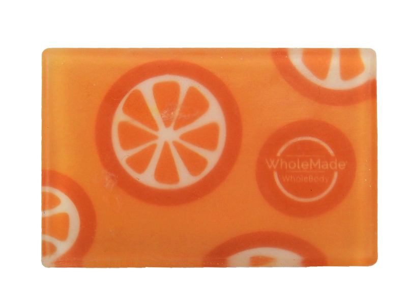 WholeBody Ouray for Orange Photo Soap