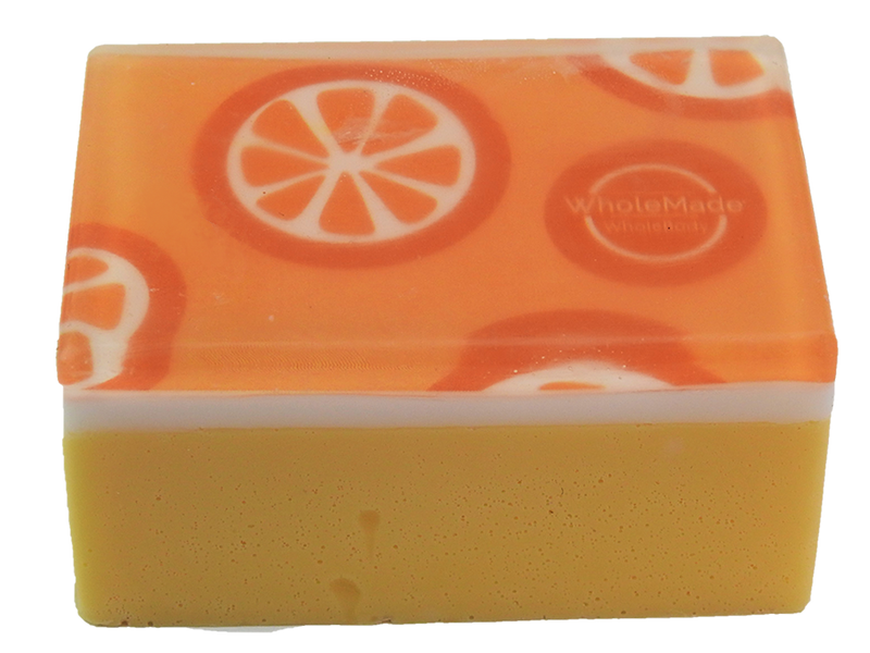 Ouray for Orange Photo Soap