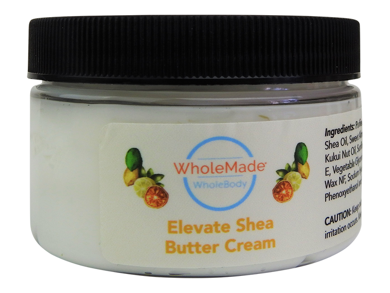 WholeBody Elevate Shea Cream