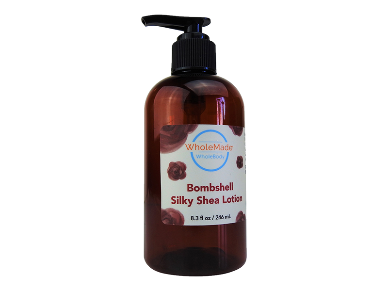 WholeBody Bombshell Silky Shea Lotion