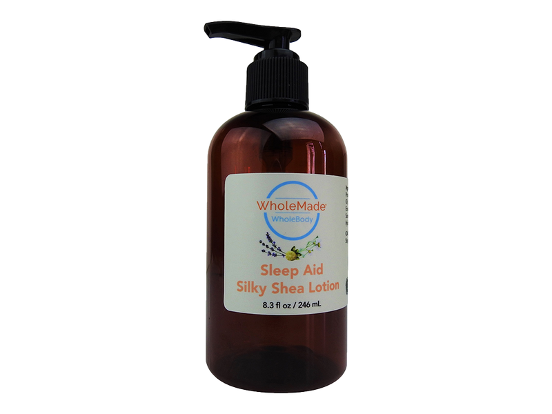 WholeBody Sleep Aid Silky Shea Lotion