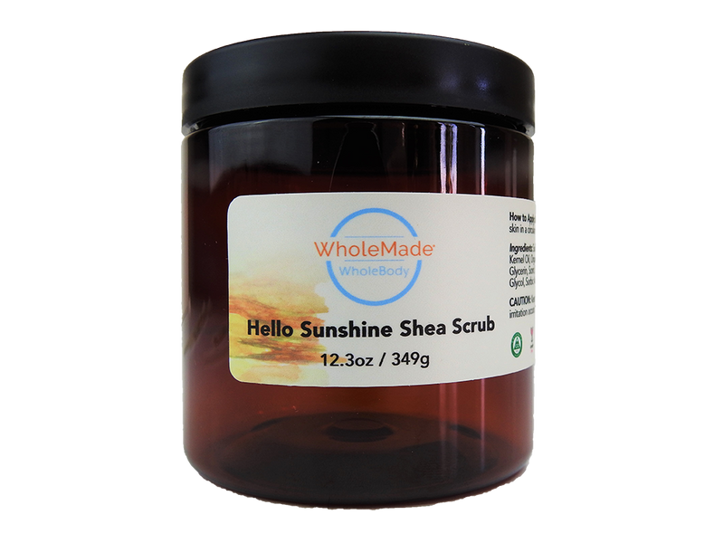 WholeBody Hello Sunshine Shea Scrub