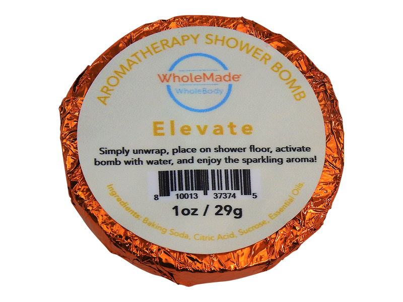 WholeBody Elevate Shower Bomb
