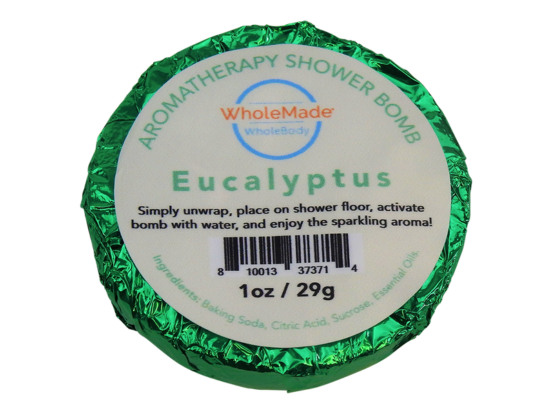 WholeBody Eucalyptus Shower Bomb