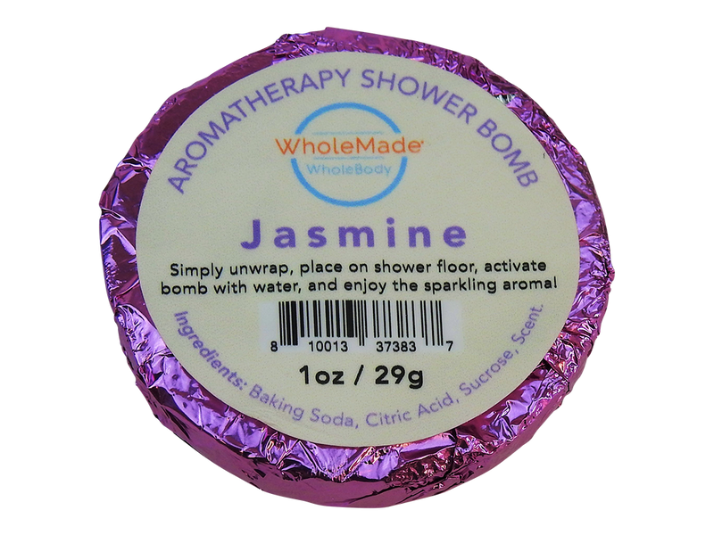 WholeBody Jasmine Shower Bomb