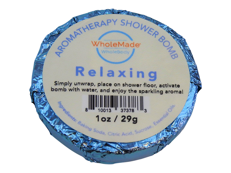 WholeBody Relaxing Shower Bomb