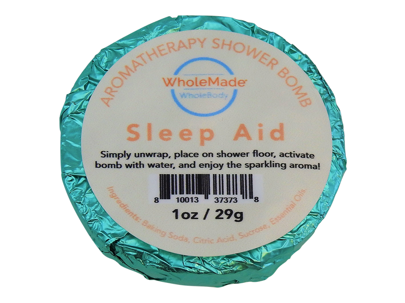Sleep Aid Shower Bomb