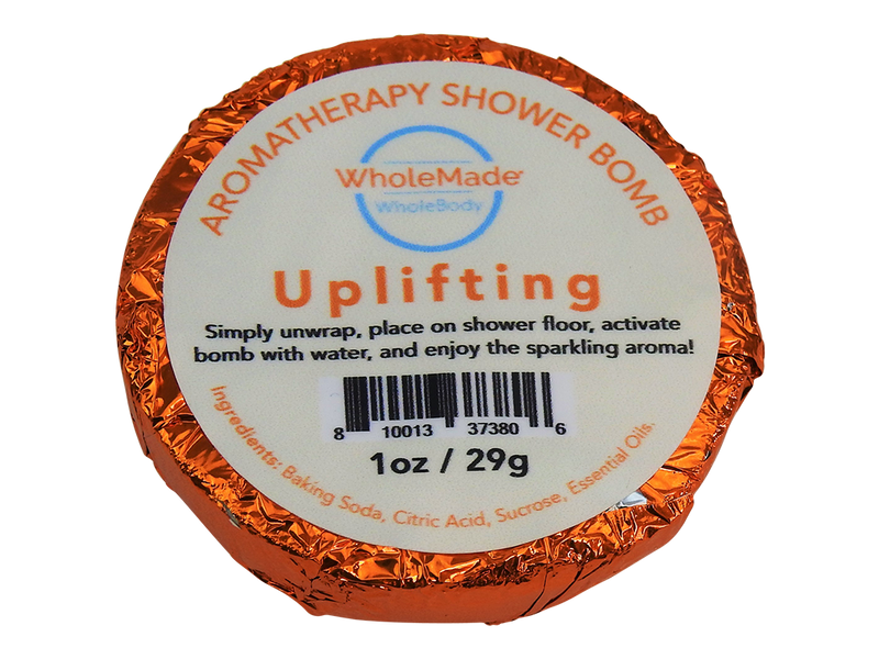 Uplifting Shower Bomb