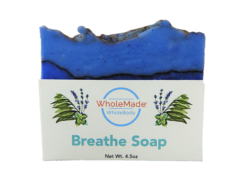 WholeBody Breathe Soap