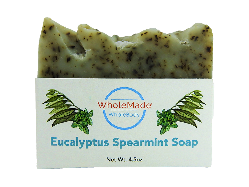 WholeBody Eucalyptus Spearmint Soap
