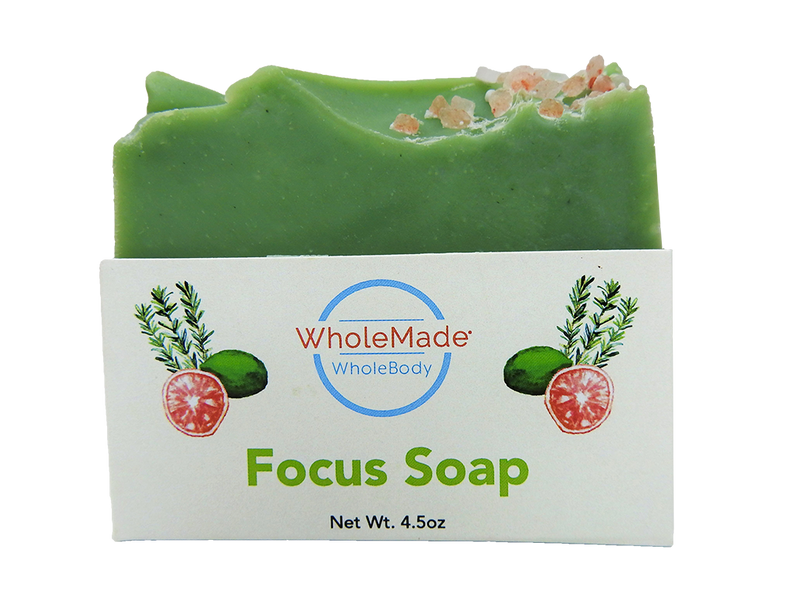 WholeBody Focus Soap
