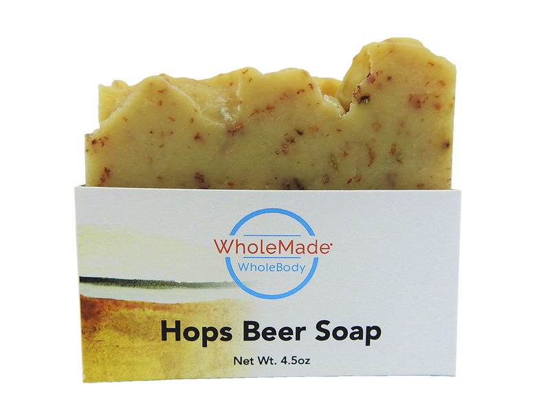 WholeBody Hops Beer Soap