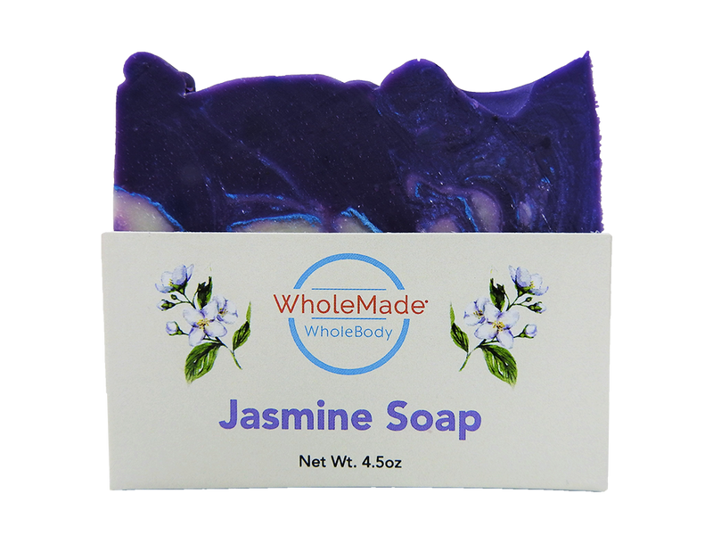 WholeBody Jasmine Soap