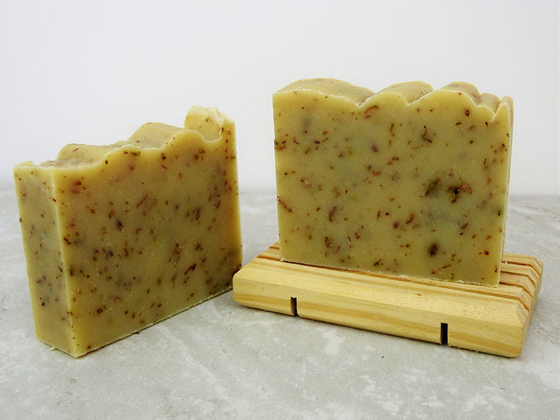 Hemp and Hops Beer Soap
