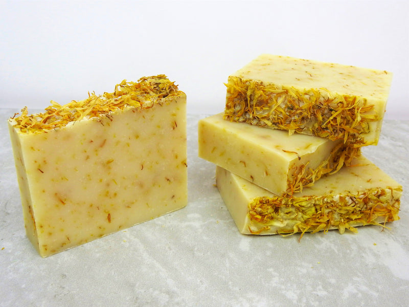 Honeysuckle Hemp Soap