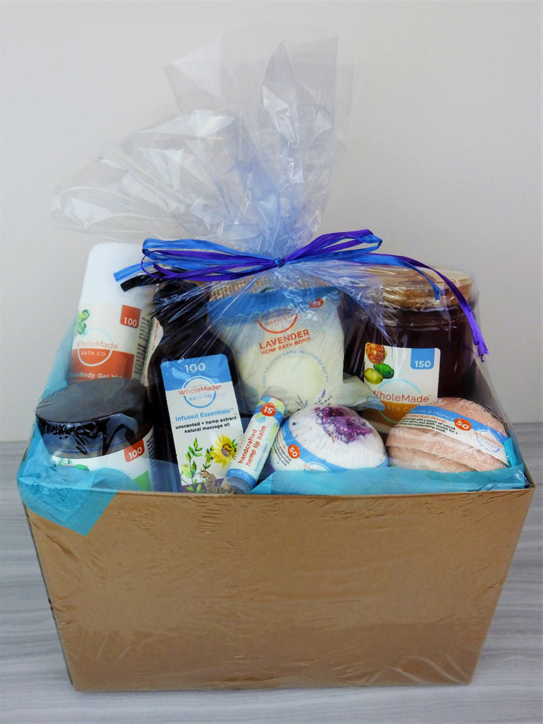 Second-Tier Gift Basket