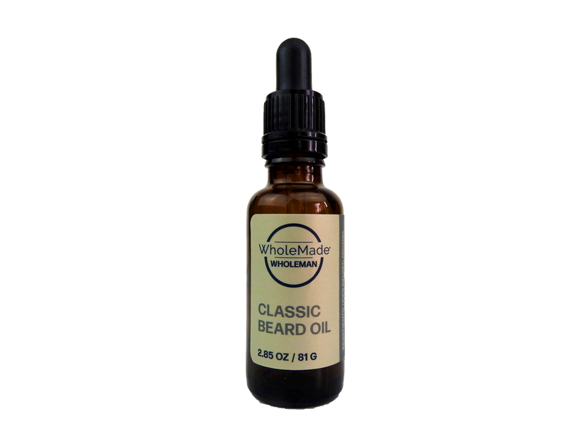 WholeBody Beard Oil