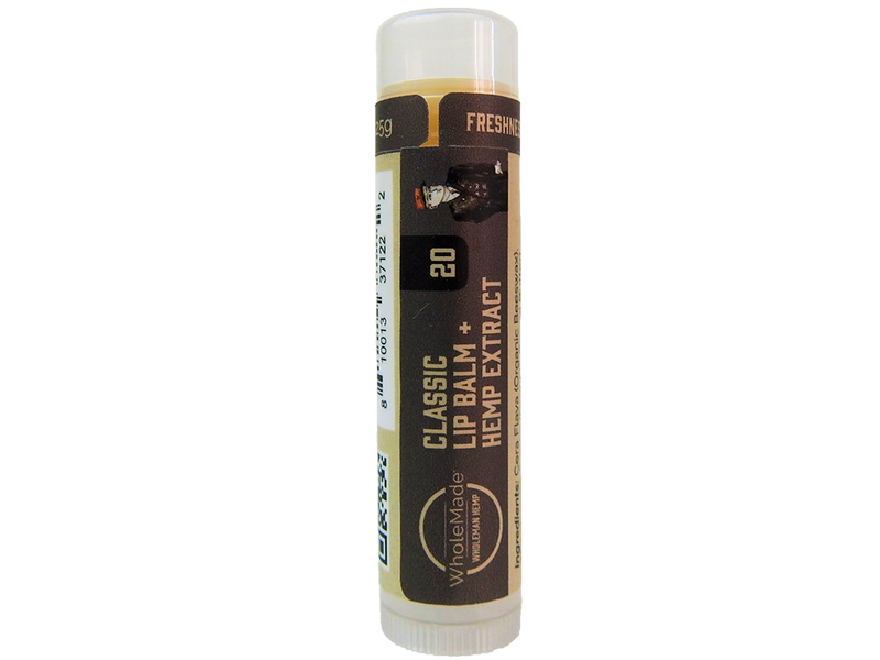 Men's Classic Lip Balm Hemp