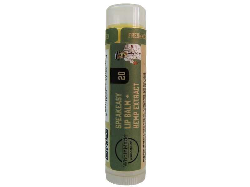 Men's Speakeasy Lip Balm Hemp