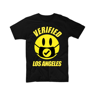 "Verified ""Mask Emoji"" Tee"
