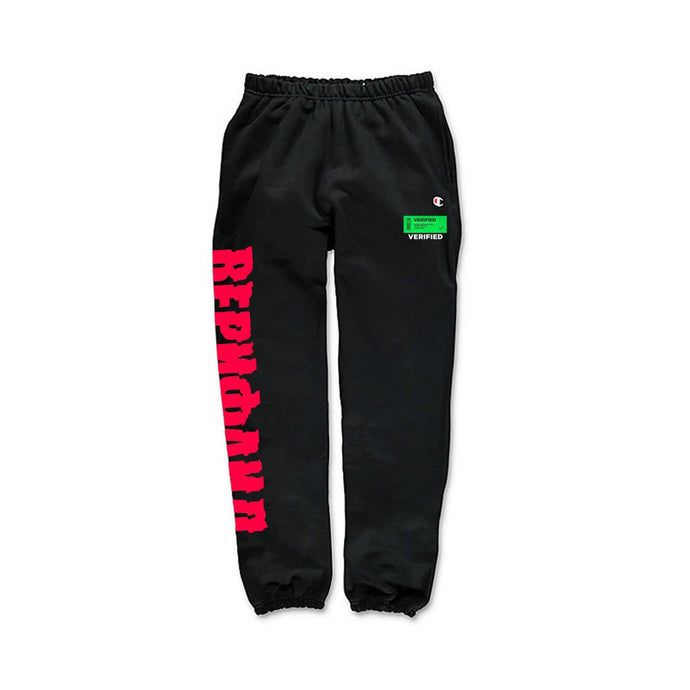 VERIFIED Cyrillic Joggers [by Champion]