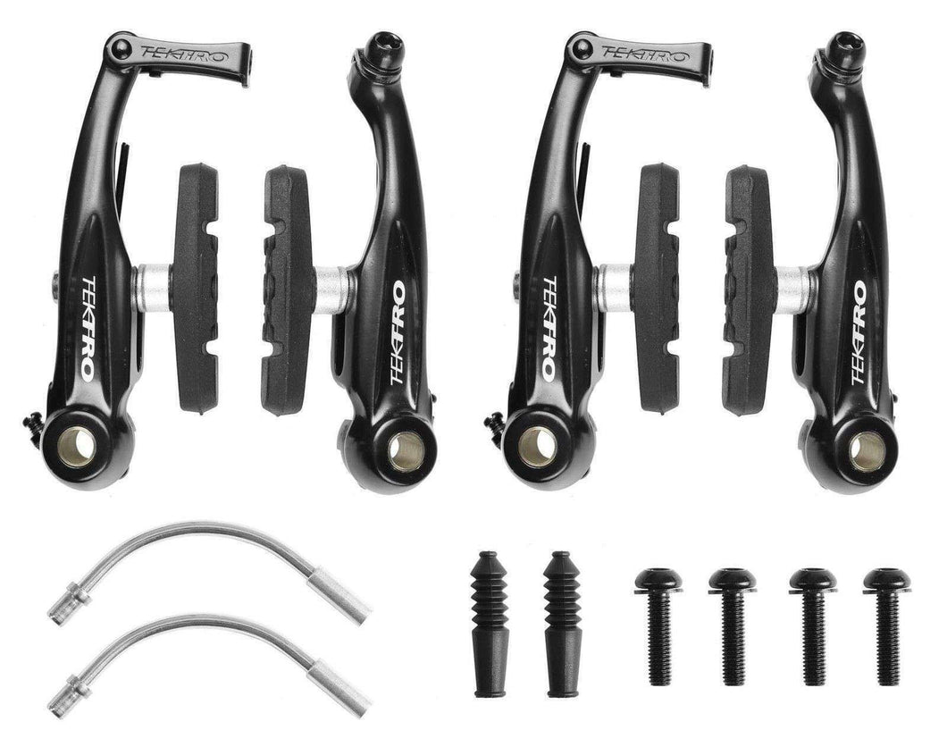 Tektro 930AL Mini V Brake Pull Front & Rear Brakes For BMX Cyclocross Road