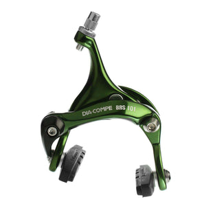 Fixie Track Bike Dual Pivot Caliper Brake REAR & FRONT GOLD