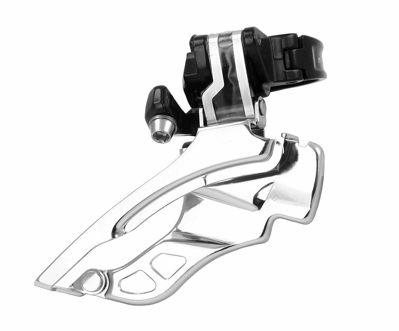 MICROSHIFT Mountain Bike Front Derailleur For Shimano 3x9 Speed FD-M64