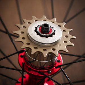 Conversion Kit Fixie Bike Single Speed Shimano Adaptor 18 Teeth