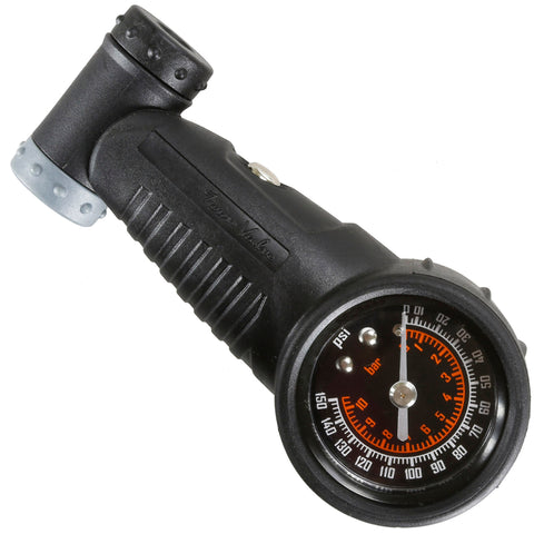 Bicycle Accurate Tyre Pressure Gauge 150 PSI / 14 BarPresta Schrader Compatible