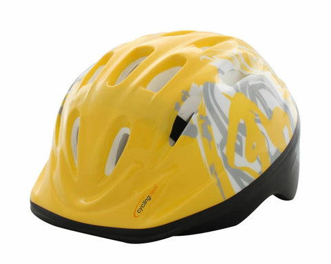 Bike Bicycle Cycling Kids Child Toddler Helmet Yellow K91-Y