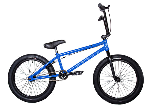 "KENCH Arrow 03 BMX Bike Bicycle 20.75"" Freestyle Cr-Mo Blue"