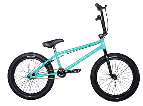 "KENCH Arrow 03 BMX Bike Bicycle 20.75"" Freestyle  Cr-Mo Tiffiny Green"
